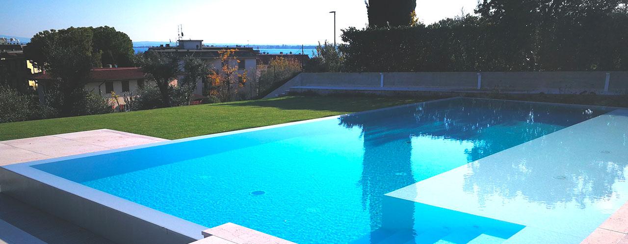 Verde & piscine